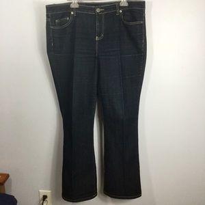 Calvin Klein Flare Leg Jeans